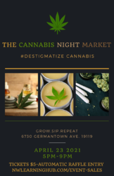 The Cannabis Night Market