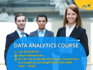 Data analystics courses