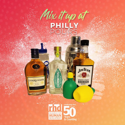 Mix It Up At Philly Pours!