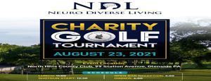 Neuro Diverse Living Champions of Hope Charity Golf Tournament