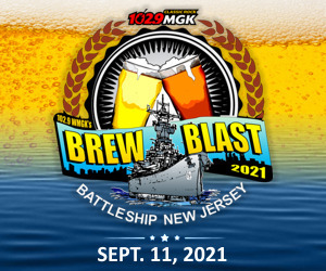 102.9 WMGK's 10th Annual Brew Blast on the Battleship