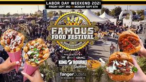 "Famous Food Festival ""Taste the World"""