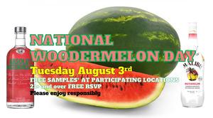 National Woodermelon Day