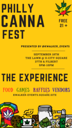 Philly Canna Fest : The Experience