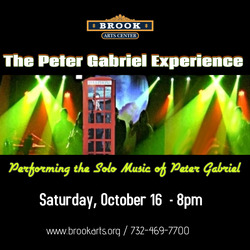 The Peter Gabriel Experience