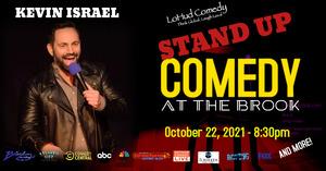 Comedian Kevin Israel & Ken Krantz