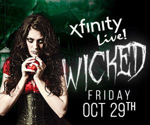 WICKED: 5 Evil Parties Under One Roof