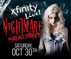 Nightmare on Broad Street Halloween Bash