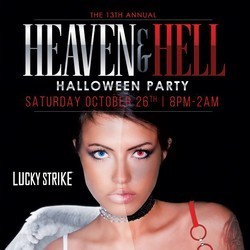 13th Annual Heaven & Hell Halloween Party COPY