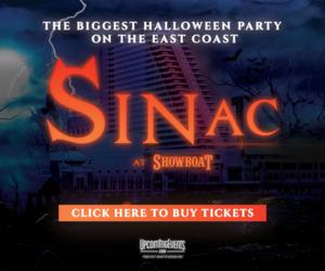 SinCity AC at Showboat