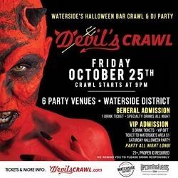 The Devil's Crawl - Norfolk COPY