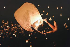 2022 Lexington Sky Lantern Festival