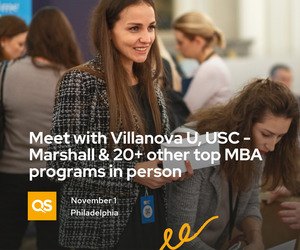 QS MBA Event - Find your MBA Program