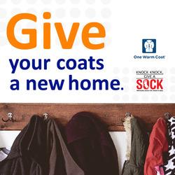 Guardian Storage Winter Coat and Sock Drive