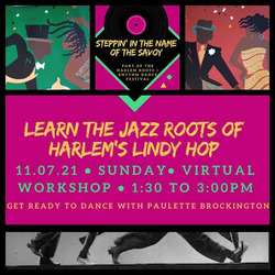 Learn The Roots of Lindy Hop! Solo Jazz and More