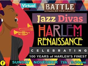 Battle of the JAZZ Divas! Harlem Renaissance Edition