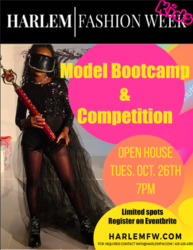 HFW Kids: Model Bootcamp + Competition | OPEN HOUSE