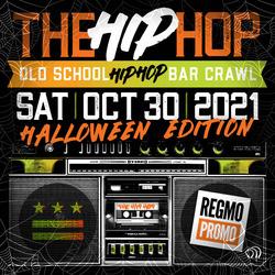The Hip Hop Halloween Bar Crawl