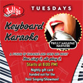Keyboard Karaoke - at Jolly's