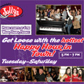 Footloose Fridays - At Jolly's Dueling Piano Bar