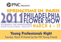 Young Professionals Night at The Philadelphia Flower Show