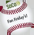 Fan Friday's at Urban Saloon!