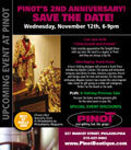 Pinot Wine Boutique's 2nd Anniversary Party