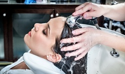 Up to 45% Off on Salon - Hair Color / Highlights - Roots at Shear Reflections - Nails