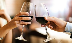Wine Tasting for Two, Four, or Six with Souvenir Glasses at Forest Edge Winery (Up to 60% Off)