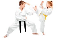 6 weeks of Classes with Uniform for One or Two at Brad Haynes Taekwondo & Jiu Jitsu Academy (Up to 75% Off)