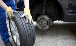 Up to 38% Off on Wheel Alignment / Balancing - Car at Exclusive Motorcars