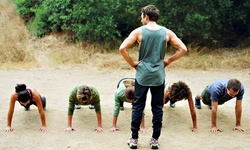 Two Personal-Training Sessions or One Month of Boot Camp at Home Fit Personal Training Company (Up to 66% Off)