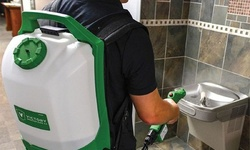 Disinfection Services for Up to 1,000 or 5,000 Square Feet from Service Master Clean (Up to 50% Off)