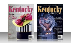 "$9 for a One-Year Subscription to ""Kentucky Monthly"" Magazine (Up to $20 Value)"