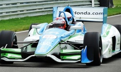 Two-Lap Ride-Along Experience for One or Two at Indy Racing Experience (Up to 50% Off)