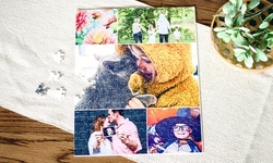 Custom Photo Adult Puzzles from Collage.com (Up to 76% Off). Three Options Available.