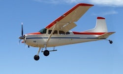 One Flying Lesson with 30-Minutes Flight and Ground School for One, Two, or Three at GQ Aviation (Up to 62% Off)