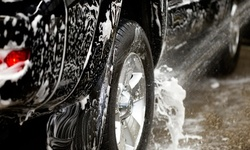 First Month of Unlimited Car Wash Services at Collegeville Car Wash (Up to 57% Off). Three Options Available.