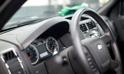 Interior or Exterior Detail, or Both for One Car or SUV at Waterworks Hand Wash & Car Detailing (Up to 63% Off)