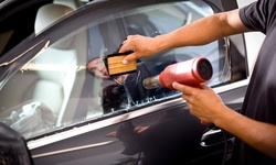 Window Tinting for Two Front Windows or Up to Five Windows with Warranty at Sound of Tri-State (Up to 43% Off)