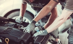 State Inspection w/ Emission Test or Check Engine Light Diagnostic at Village Tire & Auto Repair (Up to 62% Off)