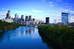 Philadelphia by yourself with English Chauffeur by SUV