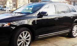 One-Way or Round-Trip Airport Transportation to PHL or EWR from Cherry Hill Limo (Up to 55% Off)