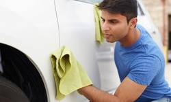 One or Three Washes with Wax or Interior Detail at Black Ice Details (Up to 27% Off)