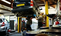 $59.46 for Four-Wheel Alignment at AAMCO Transmissions and Total Car Care ($89.95 Value)