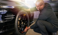 Front or Rear Brake Repair, or Both, at HNE Auto Care (Up to 47% Off)