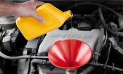 One or Three Oil-Change Packages with Tire Rotations and Filters at Alper Automotive, Inc. (Up to 72% Off)