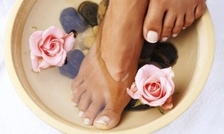 $35 for One 30 Minute Ionic Foot Detox Spa Service ($70 Value) - Mobile Service