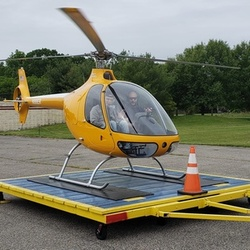 Up to 45% Off on Helicopter Pilot License Lesson at Ascent Aeronautical Academy