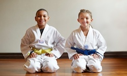 Up to 72% Off on Martial Arts Training for Kids at Mackenzie & Yates Martial Arts Academy